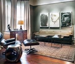 Masculine Home Decor 20 Masculine Bachelor Pad Living Rooms Home Design And Interior