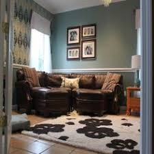 living room turquoise and chocolate brown in my house