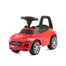 car mercedes red ride on car mercedes benz sls amg chipolino