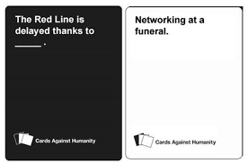 cards against humanity expansion behold the unofficial washington d c themed expansion pack of