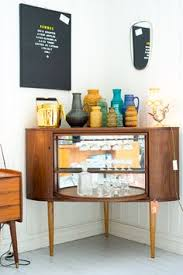mid century liquor cabinet mid century modern bar is a corner liquor cabinet that resembles