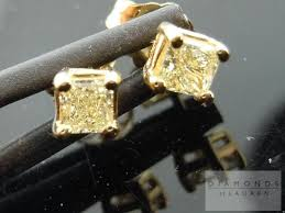 real diamond earrings for men real earrings for men checking the originality of yellow diamond