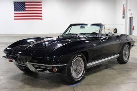1964 stingray corvette convertible 1964 chevrolet corvette gr auto gallery
