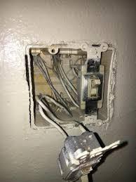 double switch for fan and light bathroom fan and light switch from double switch configuration
