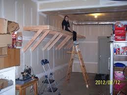 Building Wooden Shelves In Garage by 35 Best Garage Images On Pinterest Garage Organization Woodwork