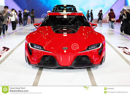 How Much Does The Toyota Ft1 Cost Toyota Ft1 Sport Car Editorial Image Image 64653825