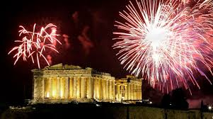 new years celebrations in greece greekreporter