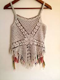 boho crochet boho crochet top crochet and knit