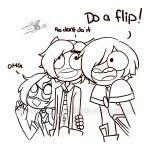 Flip Meme - do a flip meme by trickno on deviantart