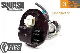 lexus is300 gas tank is300 dual in pump fuel hanger squash performance