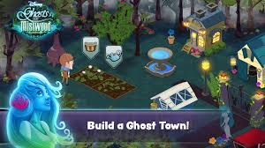 disney u0027s ghosts of mistwood brings the spook factor to android in