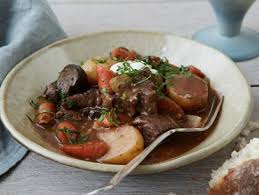 alton brown beef stew slow cooker beef stew recipe food network kitchen food network