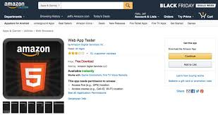 black friday amazon mobile tv how to submit your app to the amazon appstore