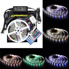 Auto Led Strip Lights by White Led Flexible Lights Non Waterproof Rgbw Lighting Kit