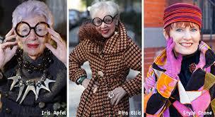 elderly woman clothes can you wear lipstick after 50