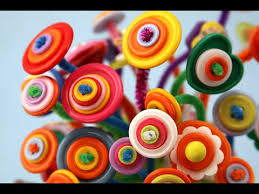 button flowers how to make button flowers s world