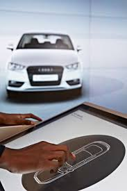 audi digital showroom city of dreams audi launches audi city london the new face of car