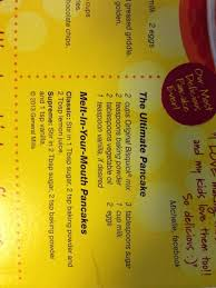 how to make pancakes instructions ks2 how to