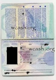 passport photoshop template fully editable usa passport psd