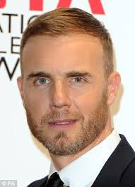 hairstyles for hiding a bald spot gary barlow star sports suspiciously thick mane at x factor