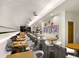 Four Important Matters To Build Good Fast Food Restaurants - Good interior design ideas