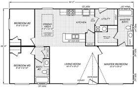 skyline mobile homes floor plans fleetwood manufactured homes waverly crest mobile 10 triple wide