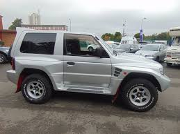 used silver mitsubishi pajero for sale warwickshire