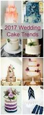 20 wedding cake designs 2017 autumn wedding cake toppers