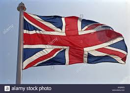 union jack flag of great britain symbol of the union of england
