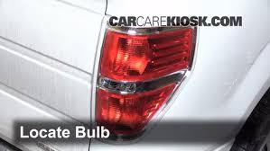 2013 f150 tail light bulb tail light change 2009 2014 ford f 150 2013 ford f 150 xlt 3 7l v6