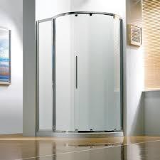 kudos original offset curved sliding shower enclosure 1270 x 910