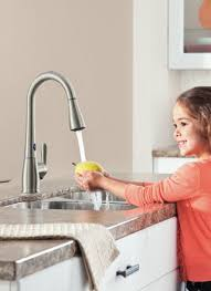 motionsense kitchen faucet moen motionsense free faucet innovation