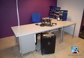 bannettes de bureau bannettes de bureau bannettes de bureau bleues pour le rangement