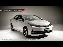 wanted toyota corolla toyota corolla 2018 all you wanted to see altis facelift