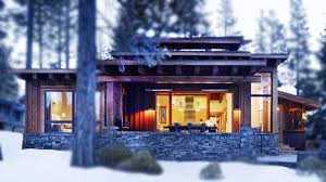 home design group a small cabin in truckee california by jeffers design group
