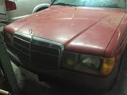junk or save mercedes 190e