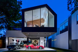architecture design a car collector s modern residence by matt fajkus architecture