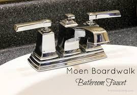 Moen Bathroom Shower Faucets by Ideas Mesmerizing Sink Design With Cool Moen Boardwalk Faucet
