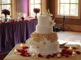 our wedding cake from 9 29 12 red velvet cake w butter cream