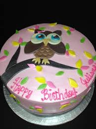 owl birthday cakes owl birthday cake