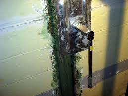 replacing failing wall anchors