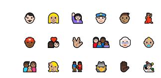 unicode 9 emoji updates project emoji the complete redesign windows experience