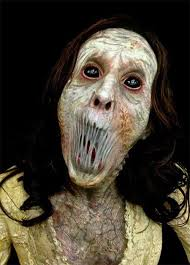 Super Scary Halloween Masks The 25 Best Scary Halloween Costumes Ideas On Pinterest Scary