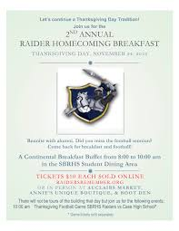 Thanksgiving Foundation Raiders Remember U2013 Scholarship And Education Foundation