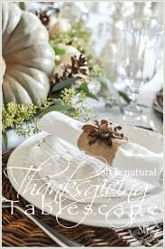 thanksgiving tablescapes pictures soft and natural thanksgiving tablescape