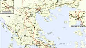 Grid Map Greece Says Three Parties Interested In Power Grid Operator Stake