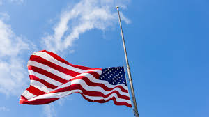 When Should The American Flag Be Flown At Half Mast Dayton Orders Flags Flown At Half Staff To Honor Emt Killed In