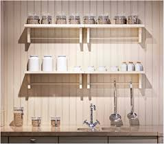 wall mounted kitchen shelf 4 bright idea image of stainless steel