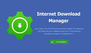 top 10 best free internet download manager 2017