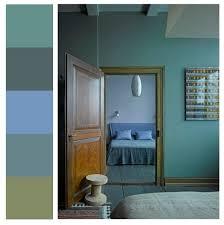 chambre bleu et chambre en bleu et vert a part ça